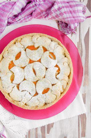 Crostata con frolla al pistacchio ricetta buonissima