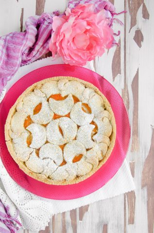 Crostata con frolla al pistacchio buona e golosa