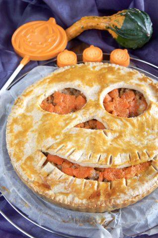 Ricetta Halloween con zucca