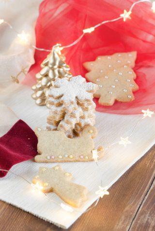 Biscotti di Natale ricetta semplice