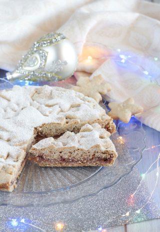 Crostata senza glutine dolce facile e veloce
