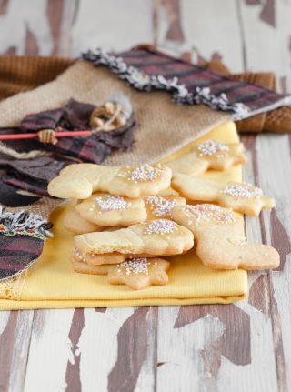 Befanini ricetta dei biscotti toscani