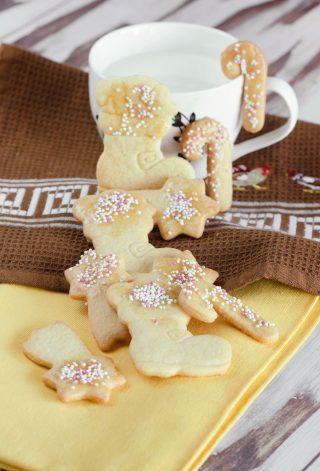 Ricetta dei biscotti befanini