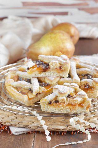 Crostata light ricetta gustosa