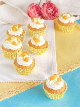 Cupcake mimosa dolcetti facili