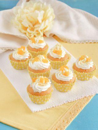 Cupcake mimosa dolcetti imperdibili