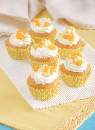Cupcake mimosa deliziosissimi