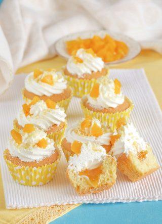 Cupcake mimosa interno goloso