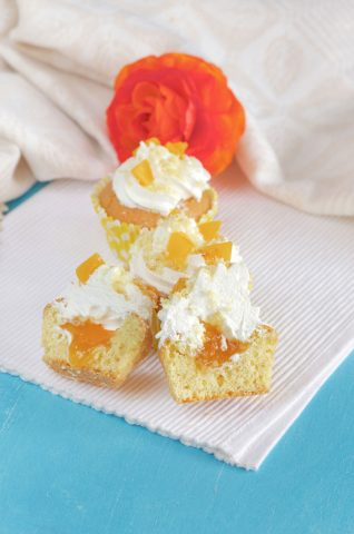 Cupcake mimosa dolci facili ed ottimi