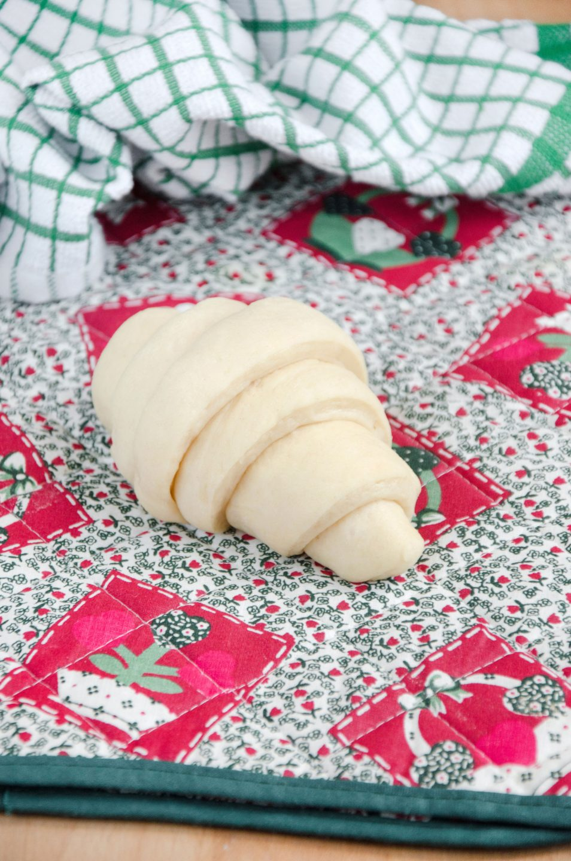 Croissant sfogliati ricetta