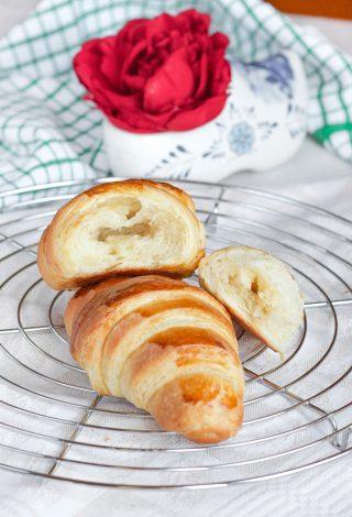 Croissant sfogliati golosissimi