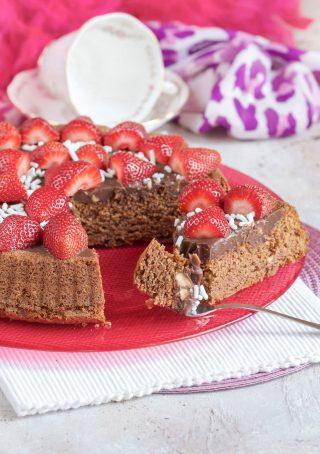 Crostata morbida al cioccolato irresistibile
