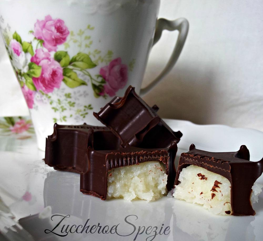 Bounty cioccolatini