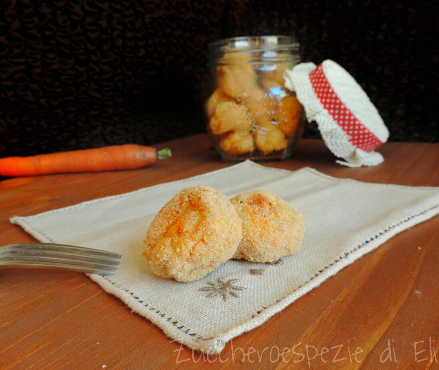 crocchette croccanti con e senza cuco