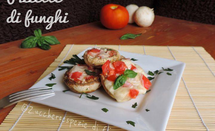 Pizzette di Funghi