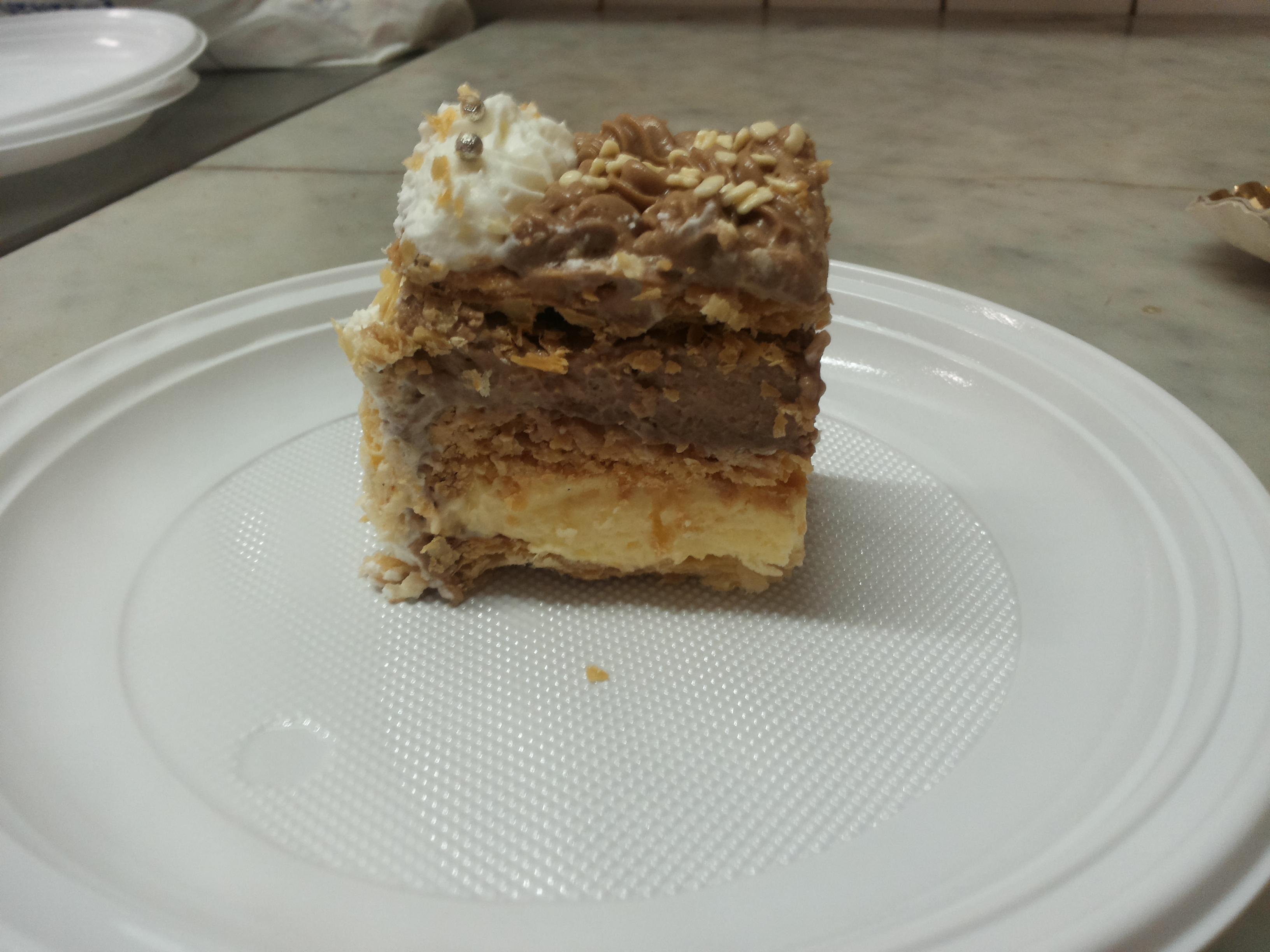 Torta millefoglie torta 18 anni zucchero lievito e farina for Decorazione torte millefoglie