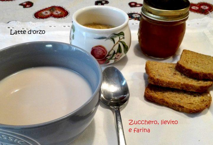 Una fresca colazione d'estate