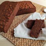 Pan di Spagna al cioccolato