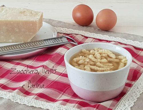 Passatelli romagnoli (ricetta tradizionale)