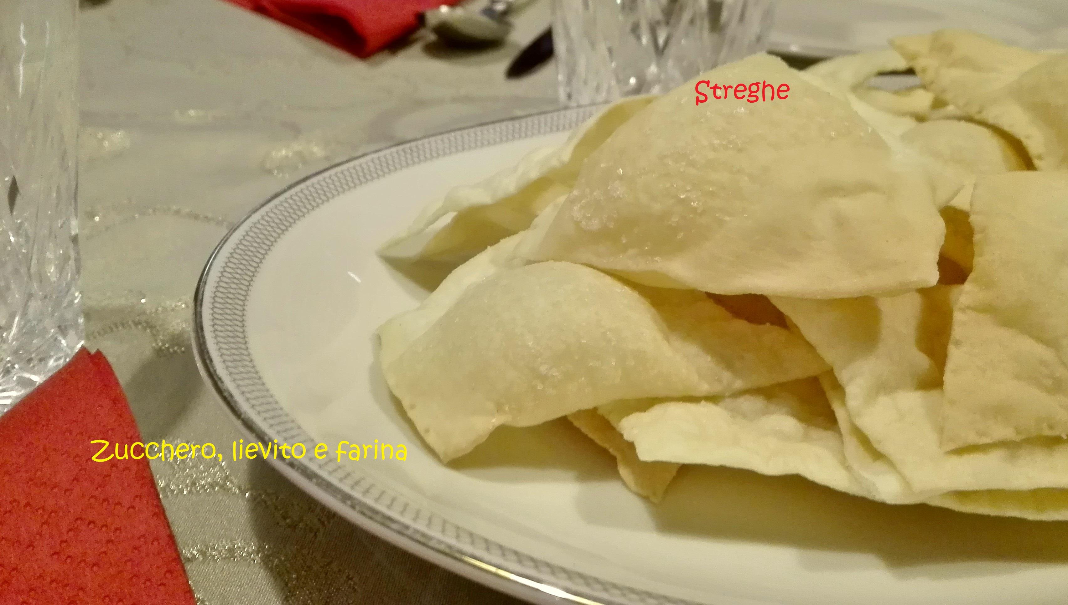 Le Streghe (tipico prodotto da forno bolognese)
