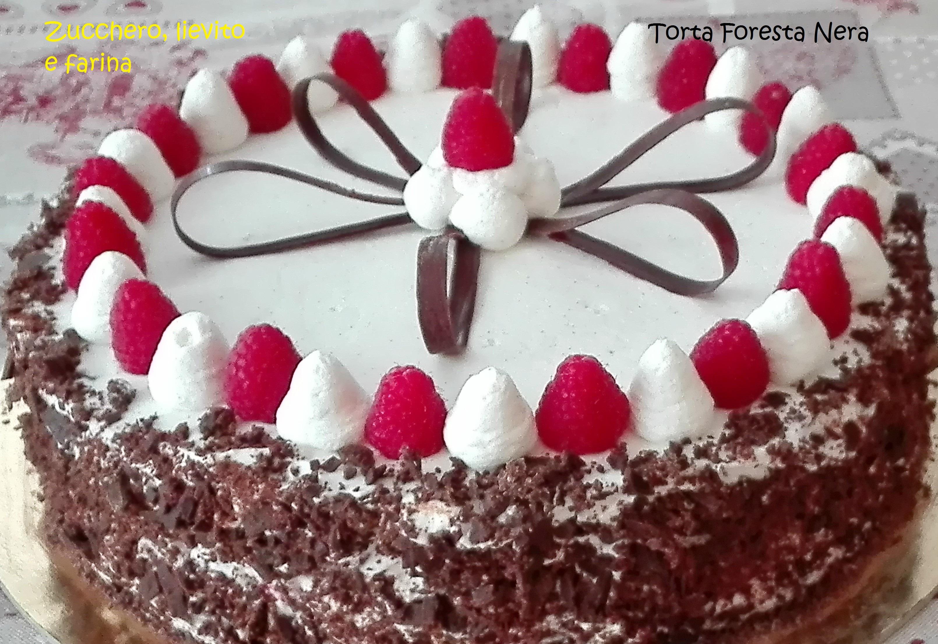 Ricetta torta arlecchino di montersino