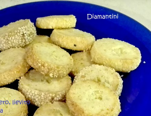 Diamantini (biscotti salati)