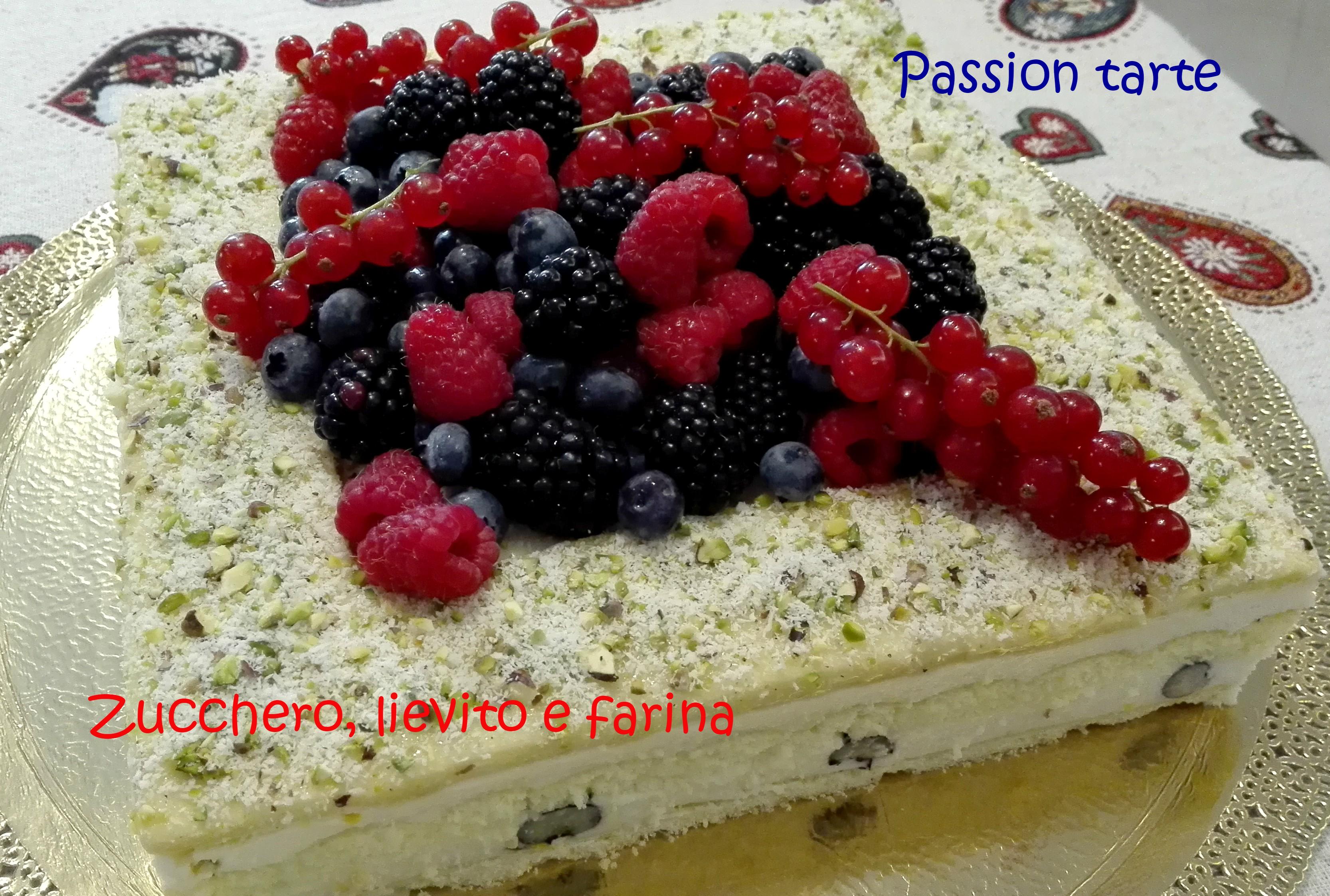 Passion tarte