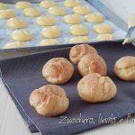 Pasta choux - Impasto base