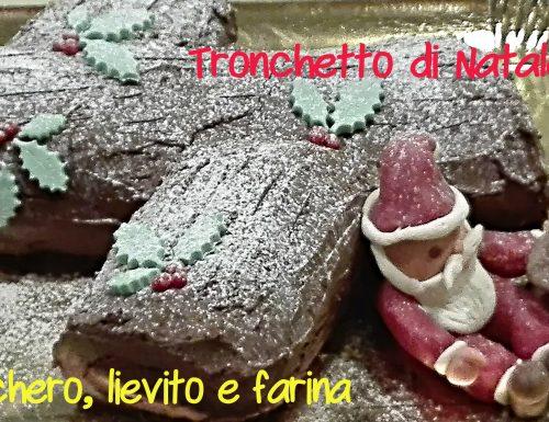 Tronchetto di Natale – Buche de Noel