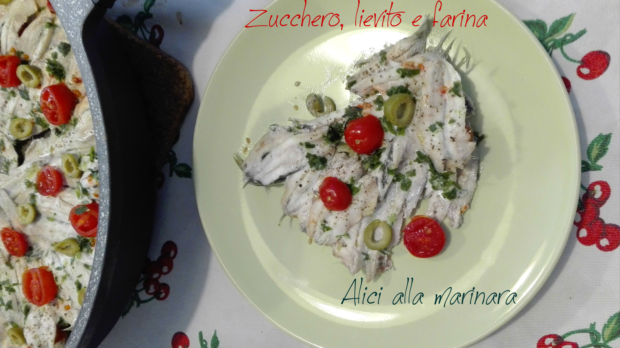 alici alla marinara