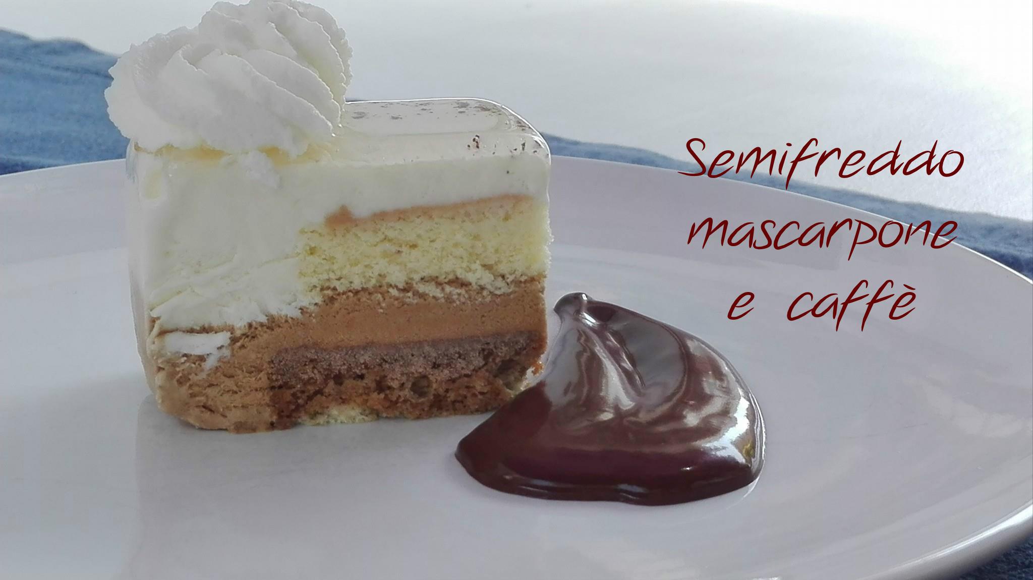 f8a0bbfbf49e Torta semifreddo mascarpone e caffè