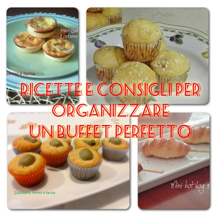 Ricette per i buffet
