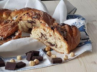 Angelica al cioccolato e nocciole