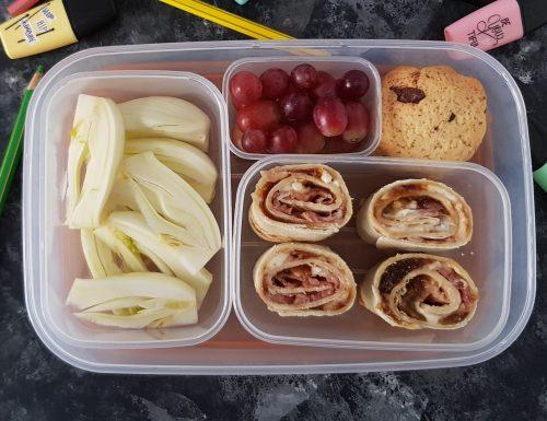 Idea menù per il pranzo a scuola