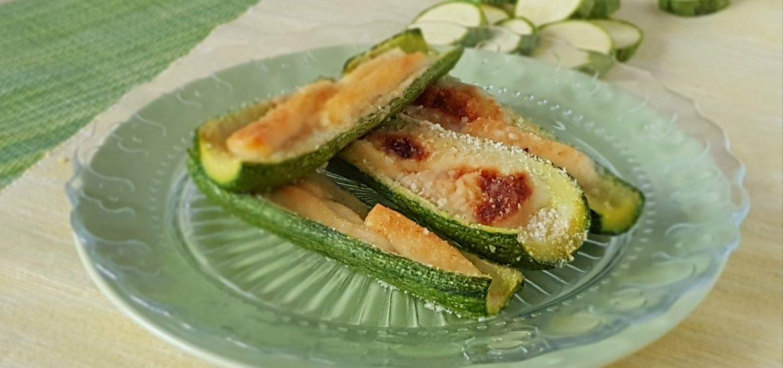 zucchine al formaggio